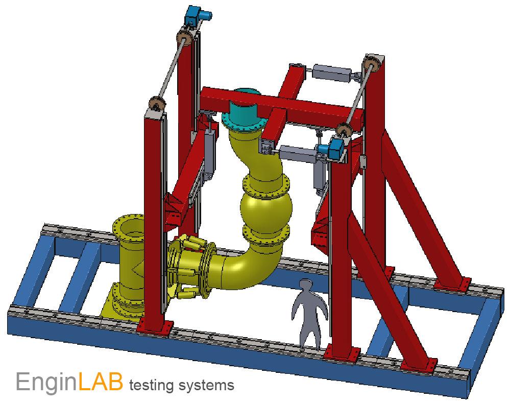 Sistema di test per valvole
