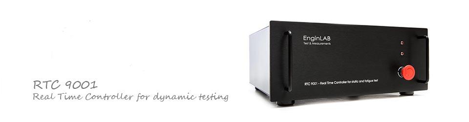 Controllore per test a fatica RTC 9001